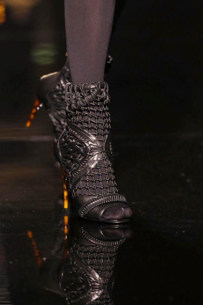 Mis Queridas Fashionistas: Balmain Ready To Wear/Fall Winter 2014 - Paris Fashion Week