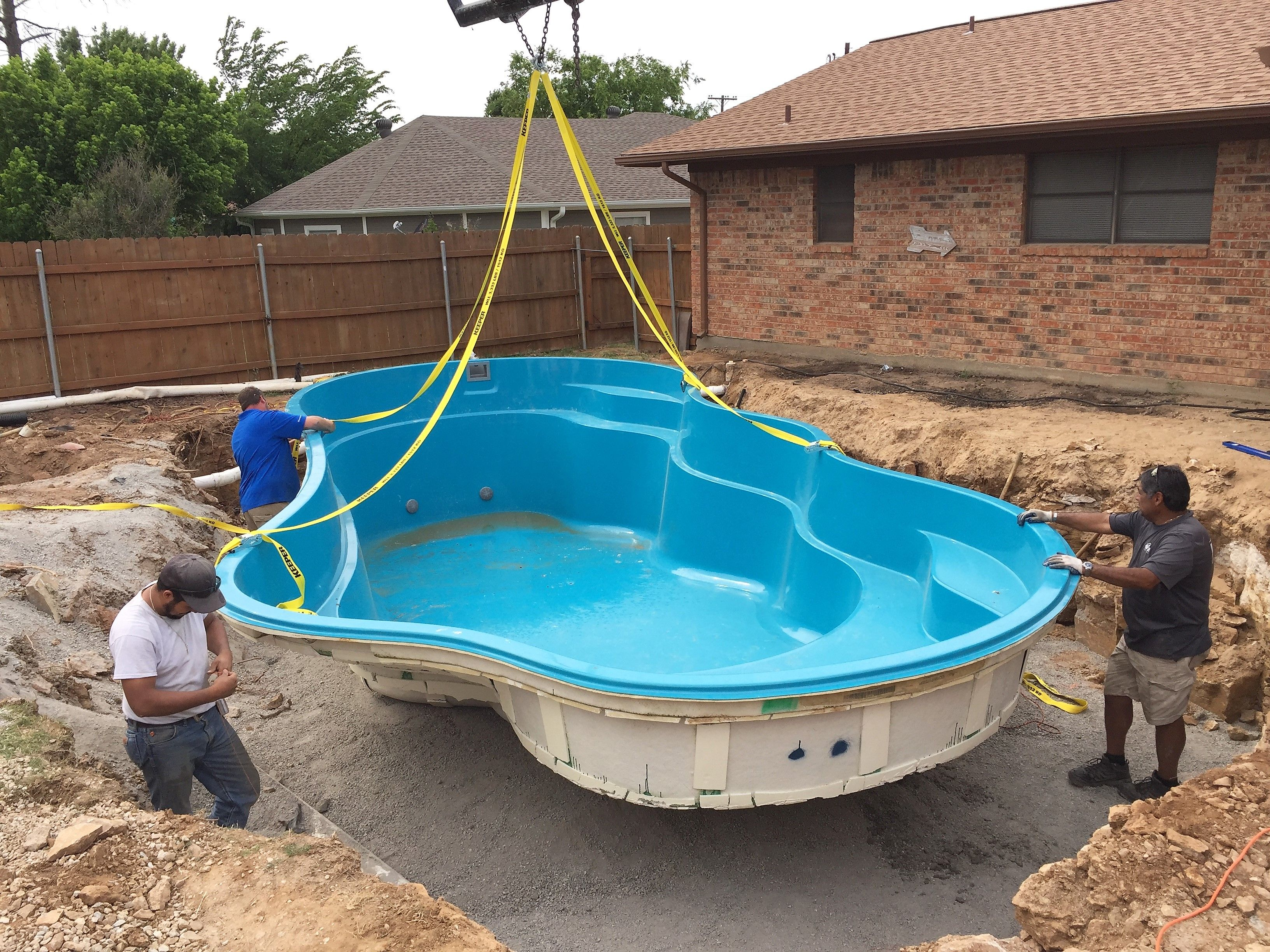 Pin on Imagine Pools - fiberglass swimming pools