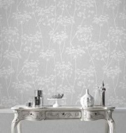 New Kitchen Wall Paper Grey Wallpapers Ideas Grey