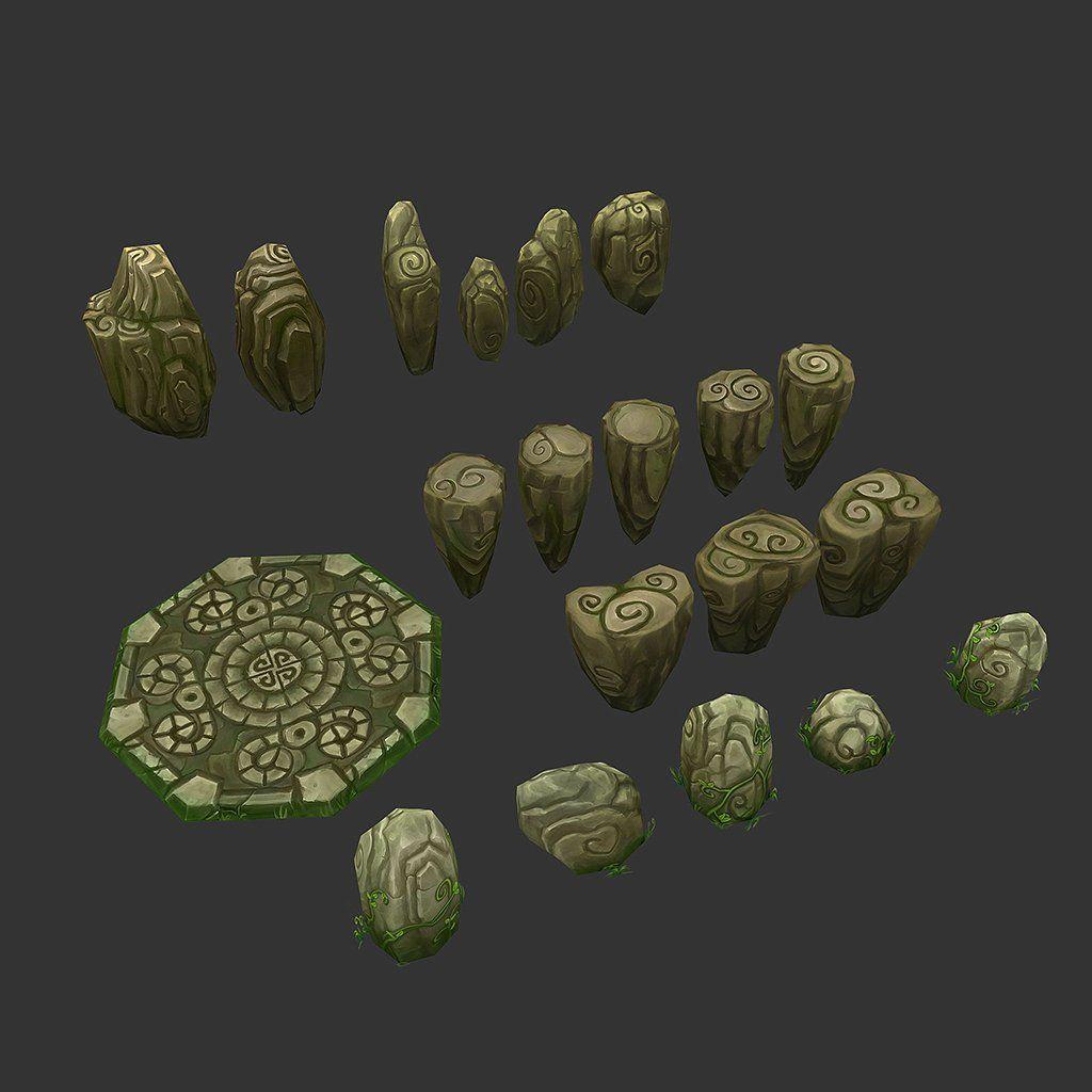Floating Islands #atlas#assets#x4096pixel#environment