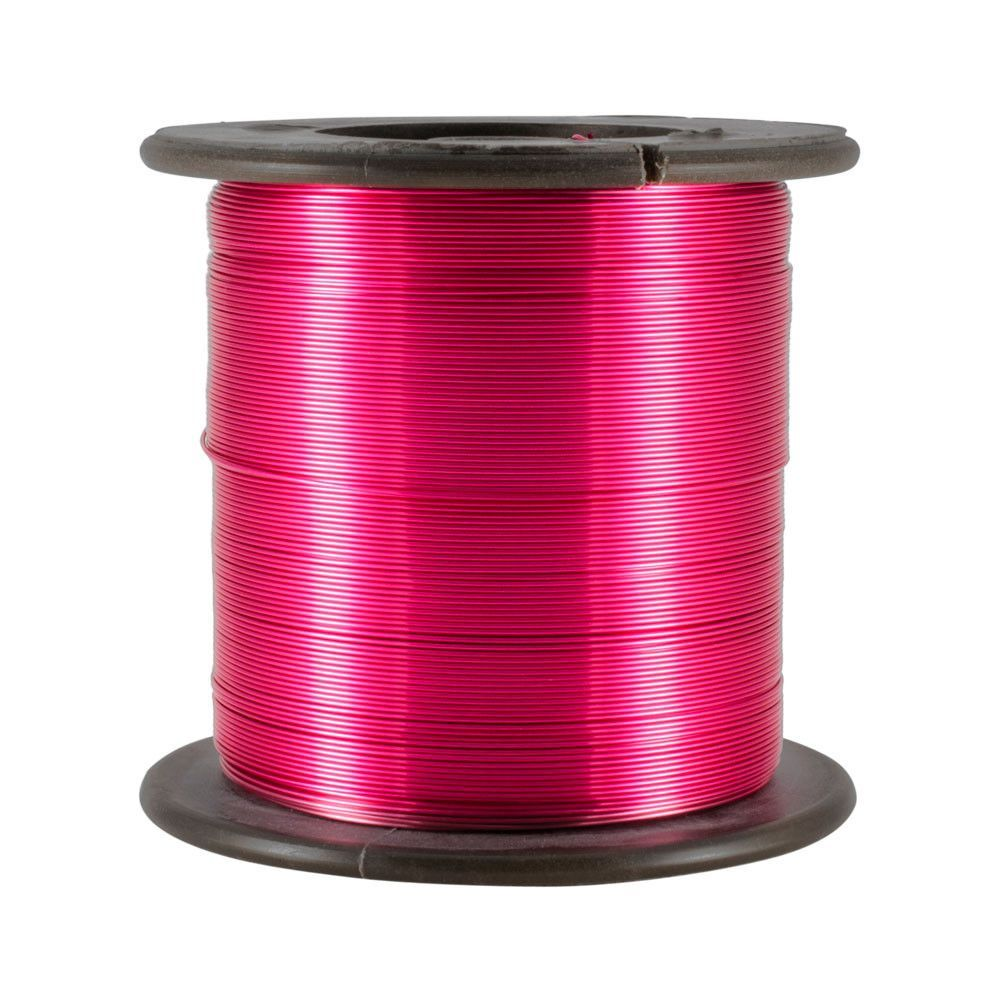 Hot pink 24 gauge awg essex magnet copper wire tattoo coils winding hot pink 24 gauge awg essex magnet copper wire tattoo coils winding 80 greentooth Image collections