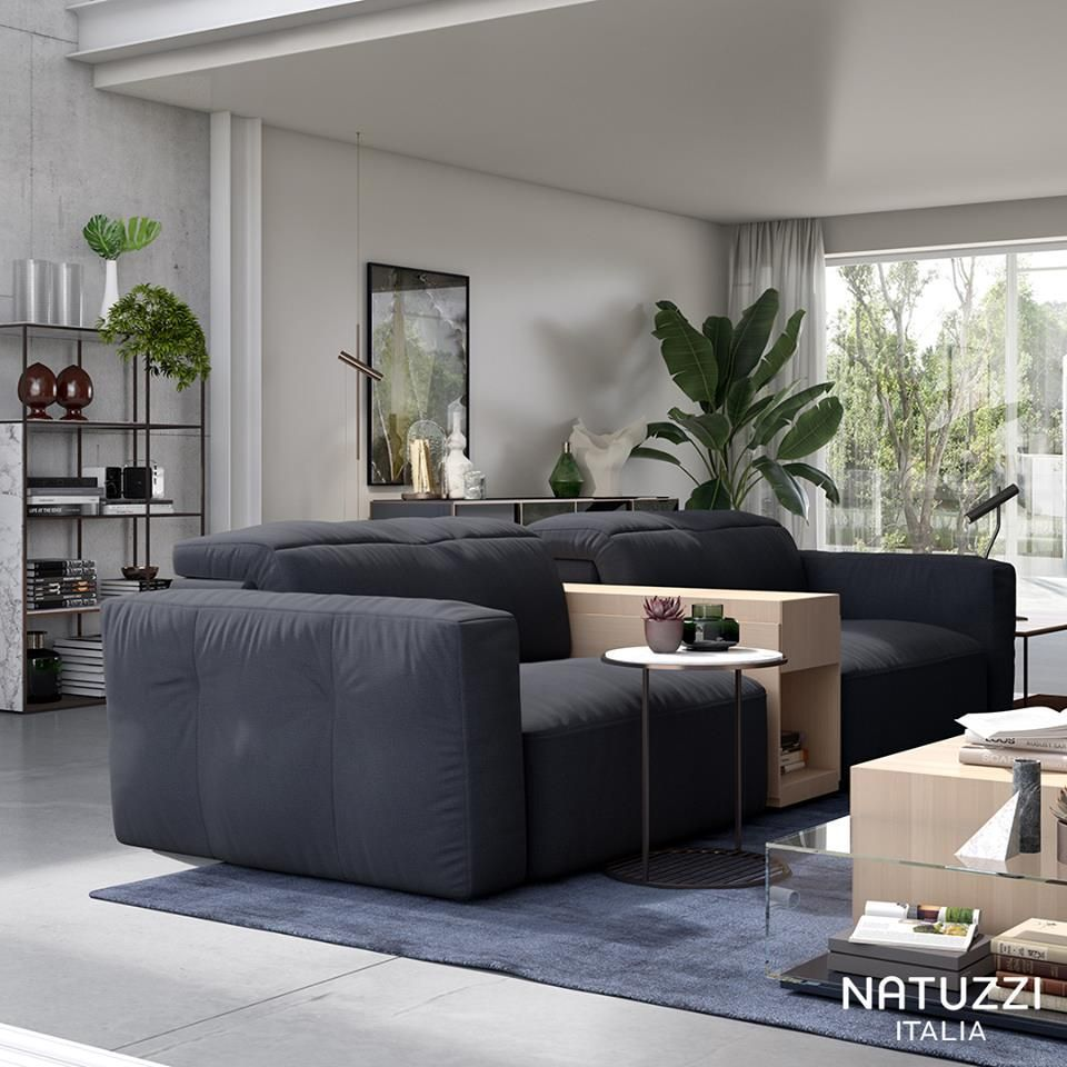 Create The Perfect Configuration For Your Living With The Natuzzi Colosseo Sofa Sophisticated Design And Extreme Eleg Italian Sofa Designs Natuzzi Sofa Design