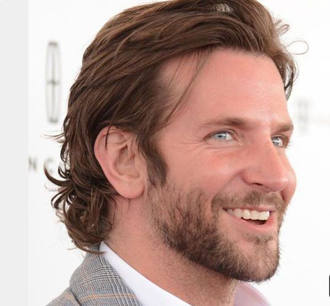Pin by Sandy Dacosta on Bradley Cooper  Mens hairstyles medium