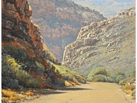 Seweweekspoort, Swartberg Mountains, South Africa   South