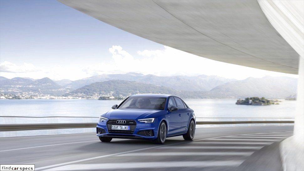 Audi A4 A4 B9 8w Facelift 2018 45 Tfsi 245 Hp S Tronic