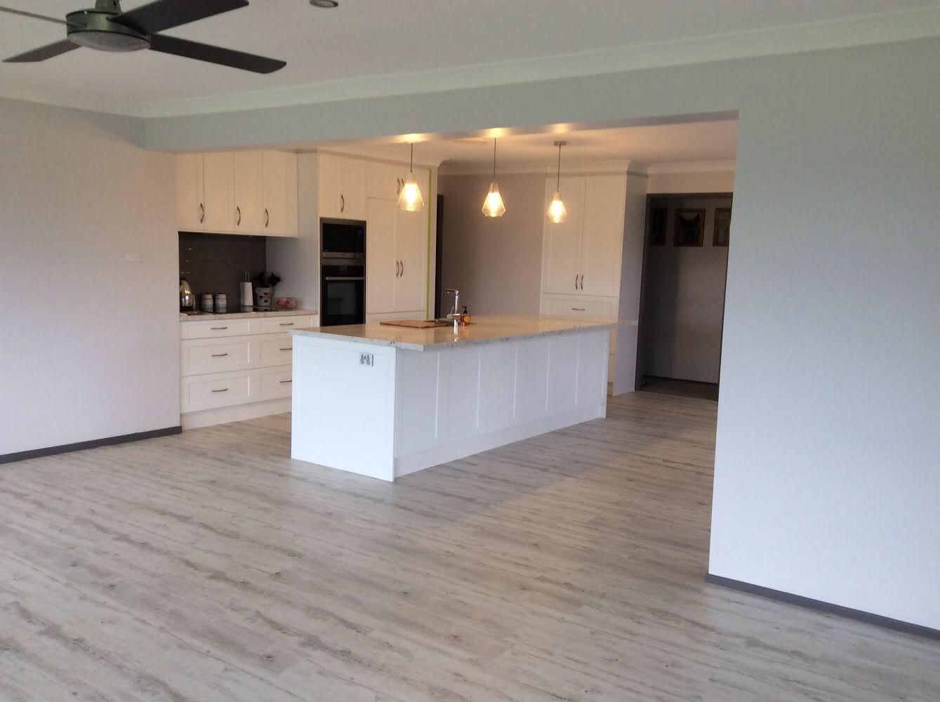 Bleach Is Back Our Version Of White Vinyl Plank Vinyl Plank White Vinyl Home Decor