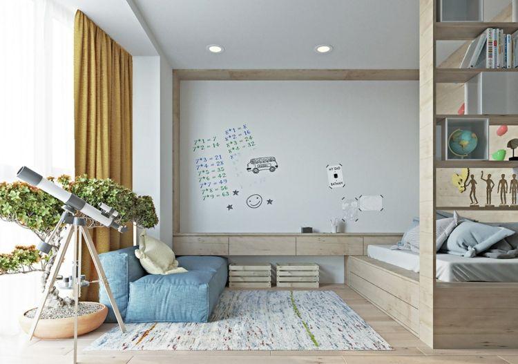 Wohnideen babyzimmer ~ Wohnideen für die kinderzimmer einrichtung curtains