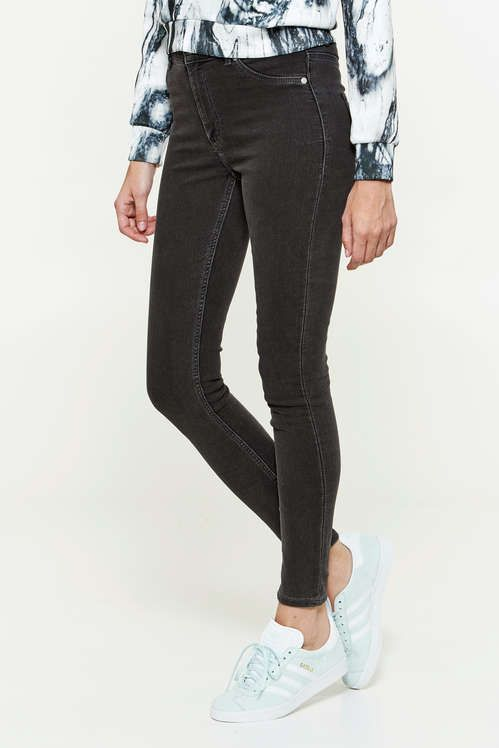 High Monday Femme Jeans Skinny Gris My Fonce Style Spray Cheap O1w4ZqE