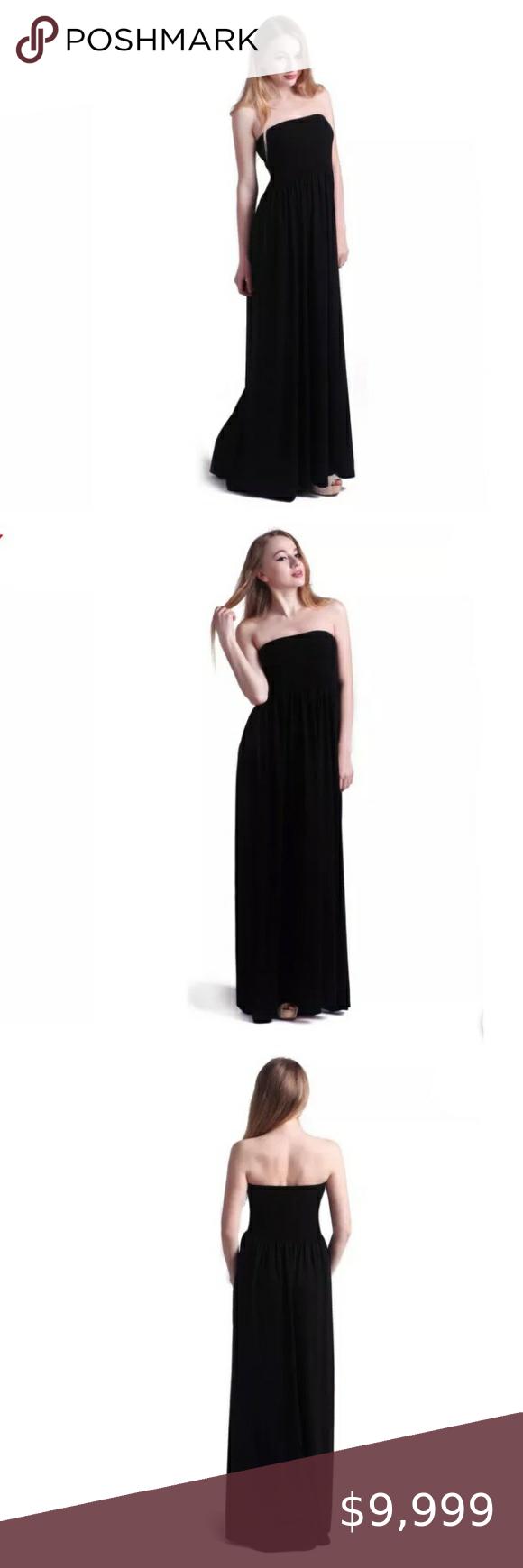 Black Tube Top Maxi Dress Top Maxi Dresses Popular Maxi Dresses Boutique Maxi Dresses [ 1740 x 580 Pixel ]