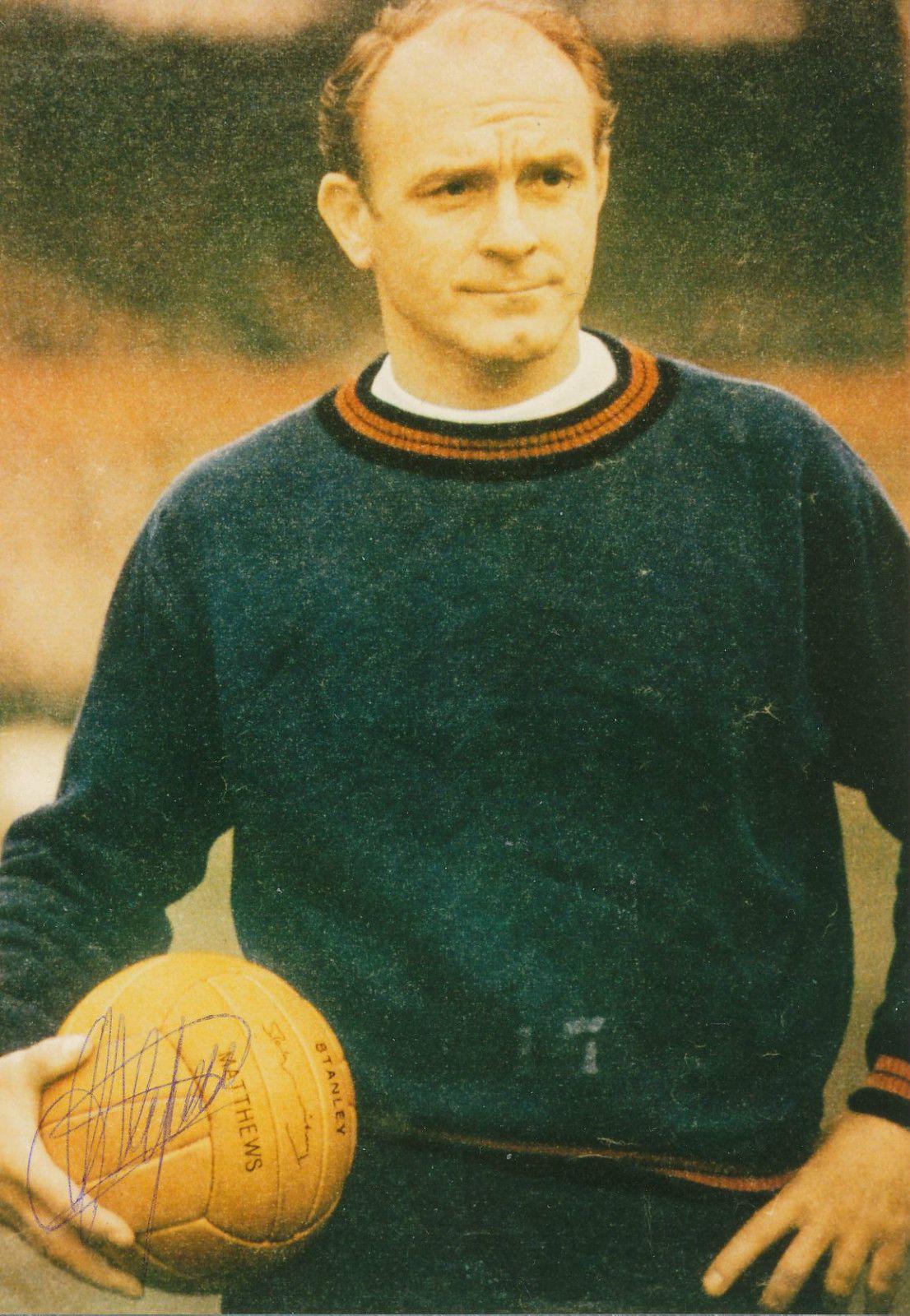 Alfredo Di Stefano of Real Madrid in 1965