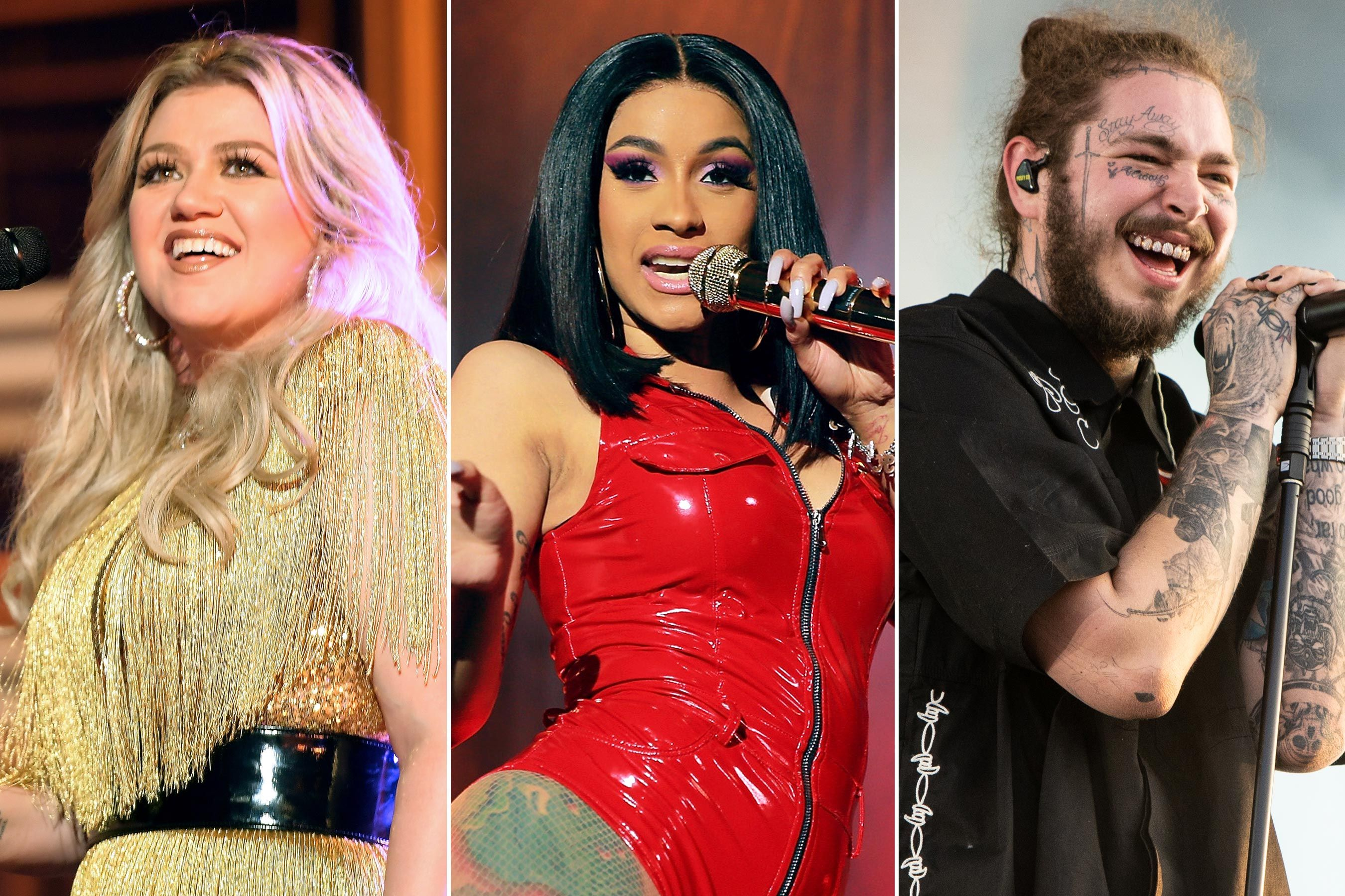 Kelly Clarkson Covers Cardi B And Post Malone In Mind Blowing New