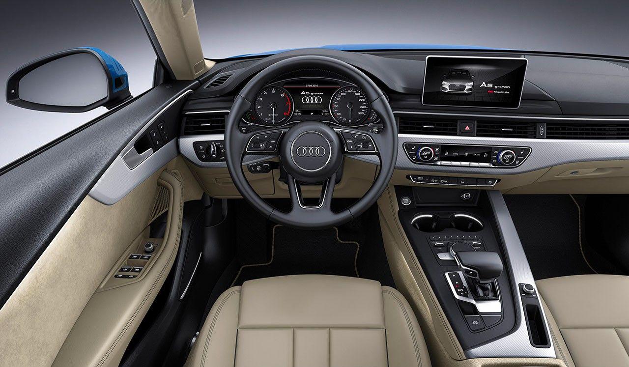 Audi A5 Sportback G Tron Interior 2017 2020 Live Wallpaper Hd Audi A5 Sportback Audi A5 Audi