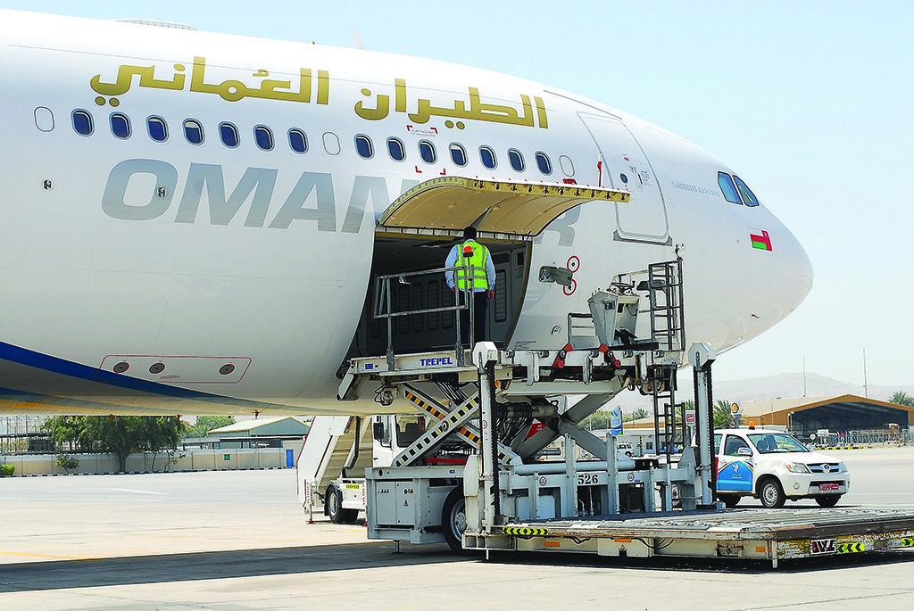Oman Air appoints Air Cargo Logistics in France Air