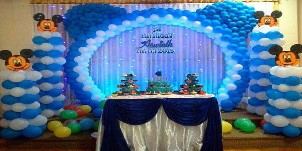 Birthday Party Decoration First Birthday Decorations 1st Birthday Decorations Birthday Surprise Party