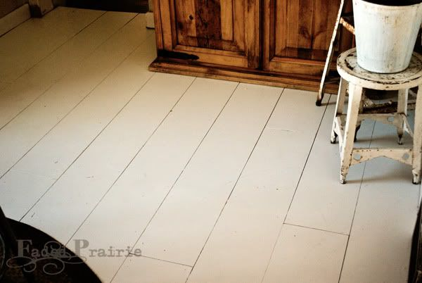 Plywood Planked Floors I Soooo Want To Do This