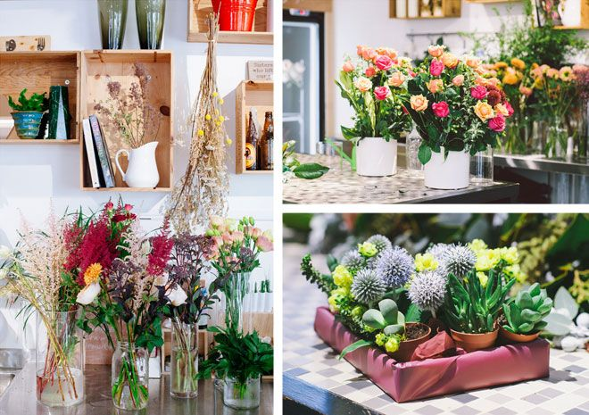 "Flower-shop ""Floral Magic"" #flowershop #spaces #places #shop #flower #harpal #harrpal"