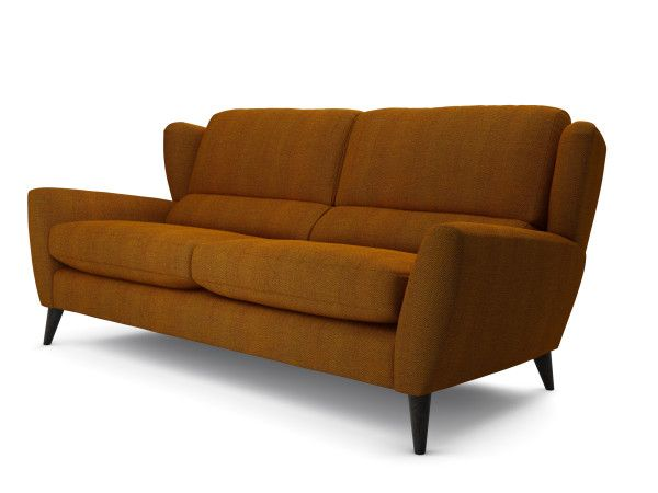 Iconic, Vintage Inspired Sofa In Fabric Or Leather