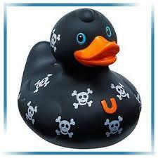 Giant Ducks Duckie Baby Shower Gift 8.5 Jumbo Rubber Duck Bath Toy