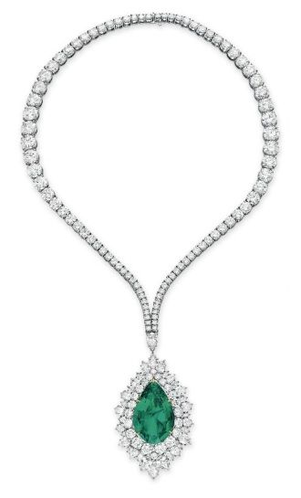 diamond global columbian en rakuten item pendant necklace followers emerald market casho platinum store square