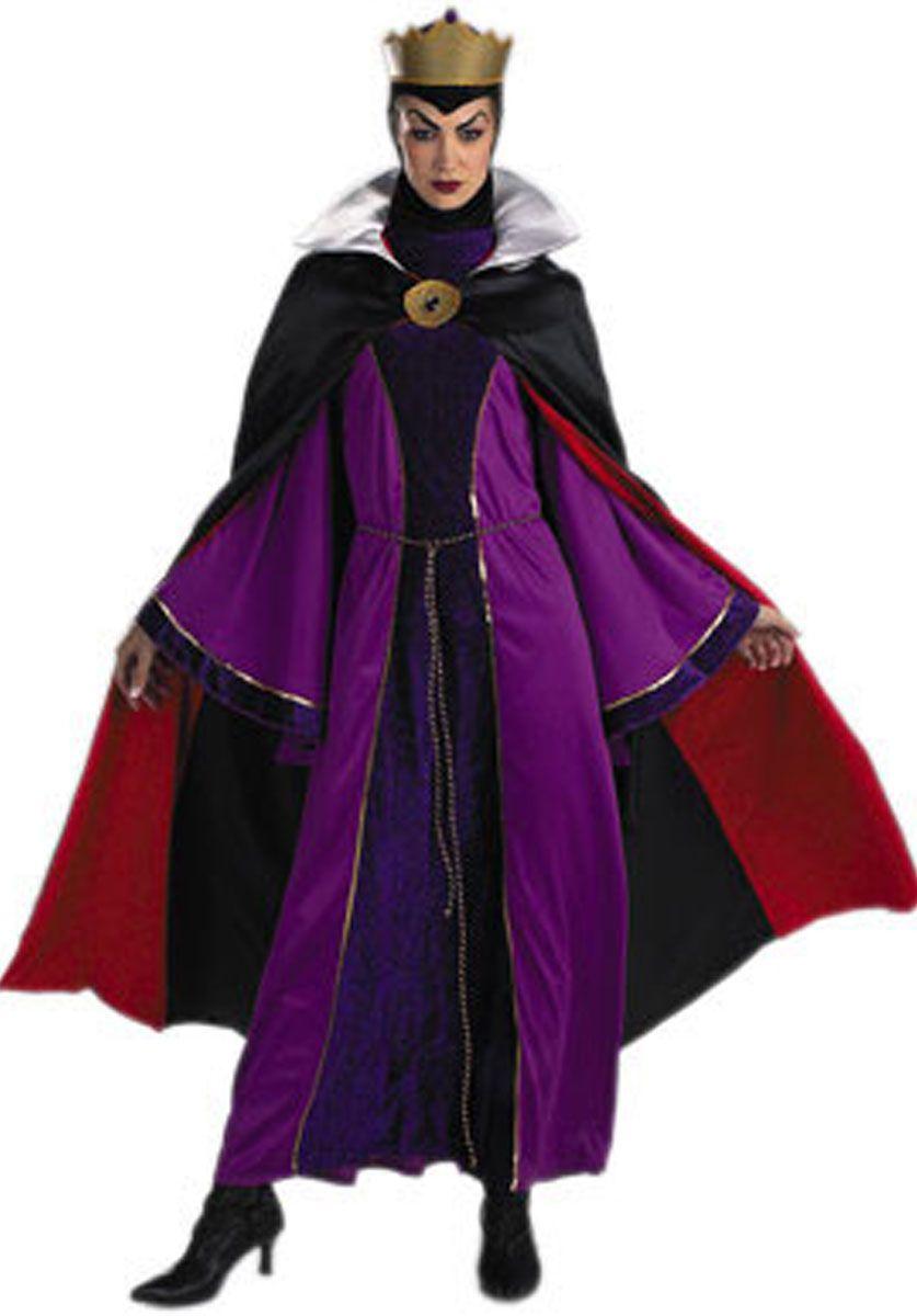 Evil queen prestige costume snow white fancy dress - Evil queen disney ...