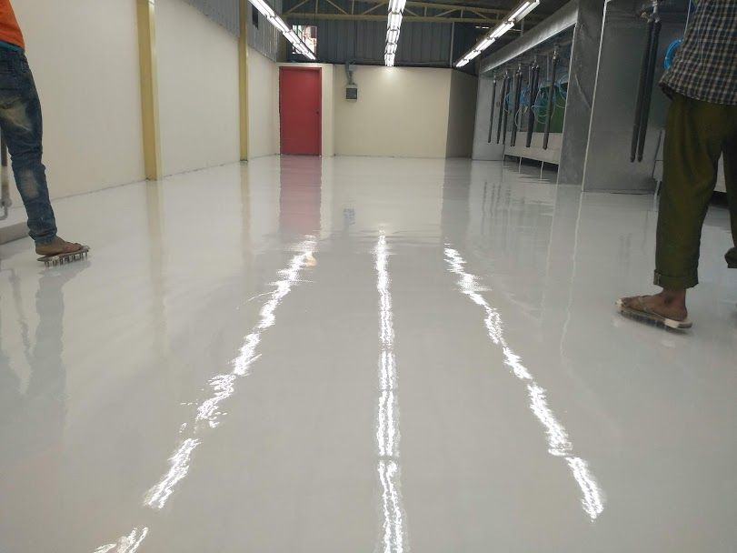 What is the best Industrial Floor Paint?
