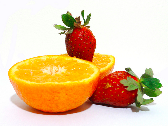 Image result for oranges and strawberries