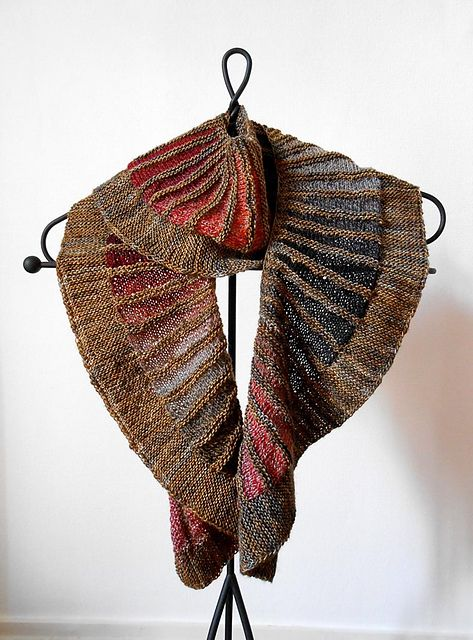 Ravelry: Project Gallery for Spectra pattern by Stephen West