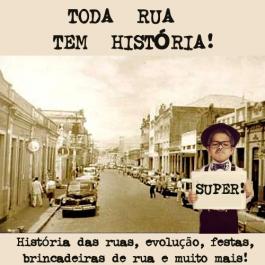 Código 458 Toda rua tem história!