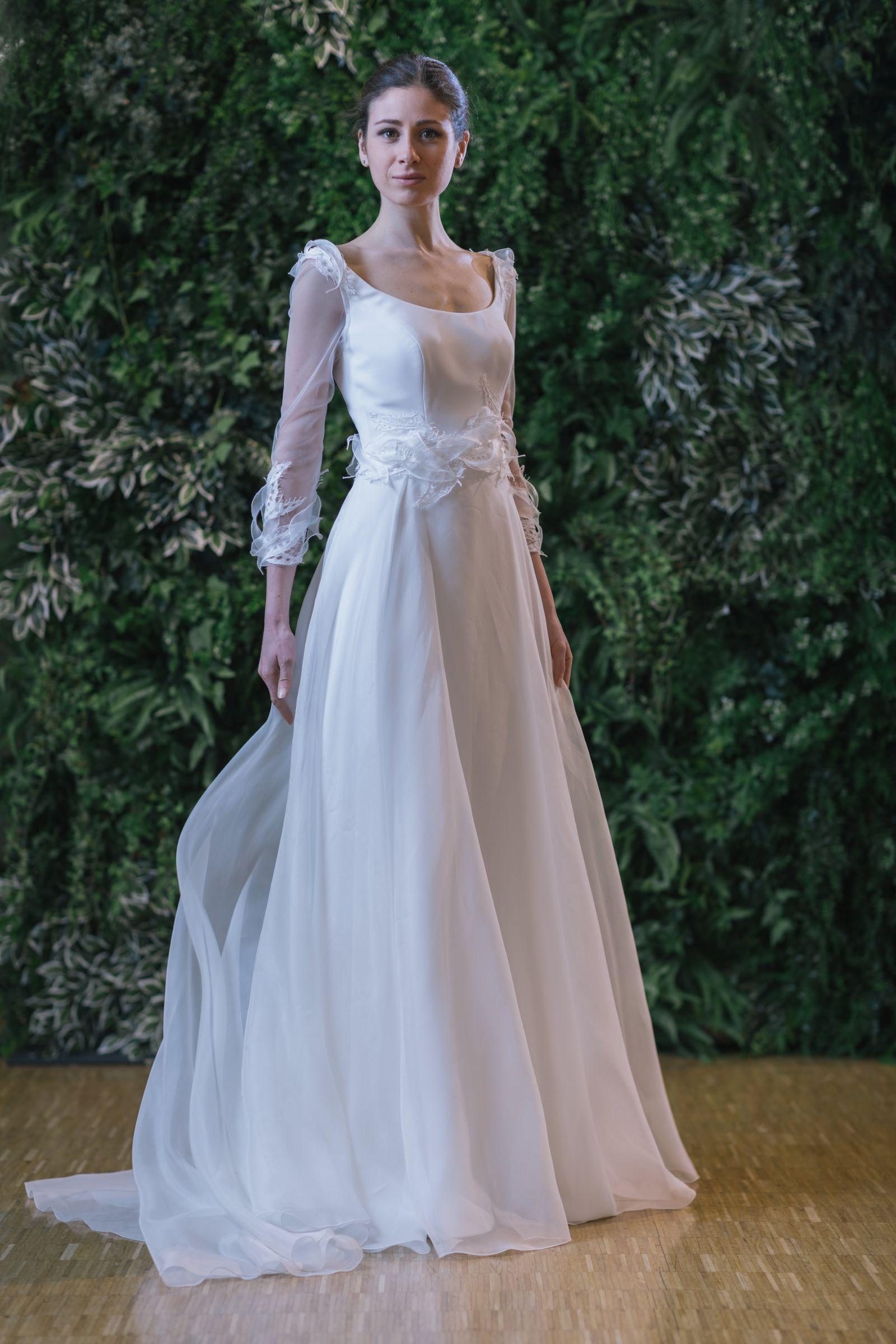 design di qualità 0f6ec 38a82 La collezione sposa 2019 Giuseppe Papini è l'espressione del ...