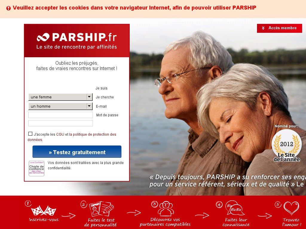 parship dating app