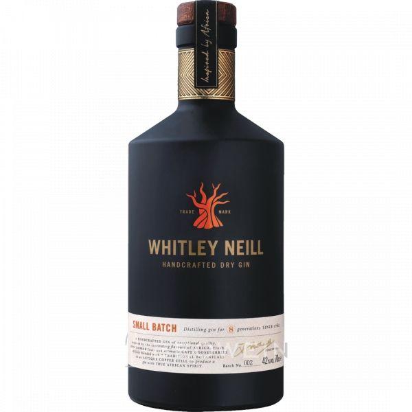 Whitley Neill Handcrafted Original Botellas De Mezcal Botellas De Licor Envases De Cerveza