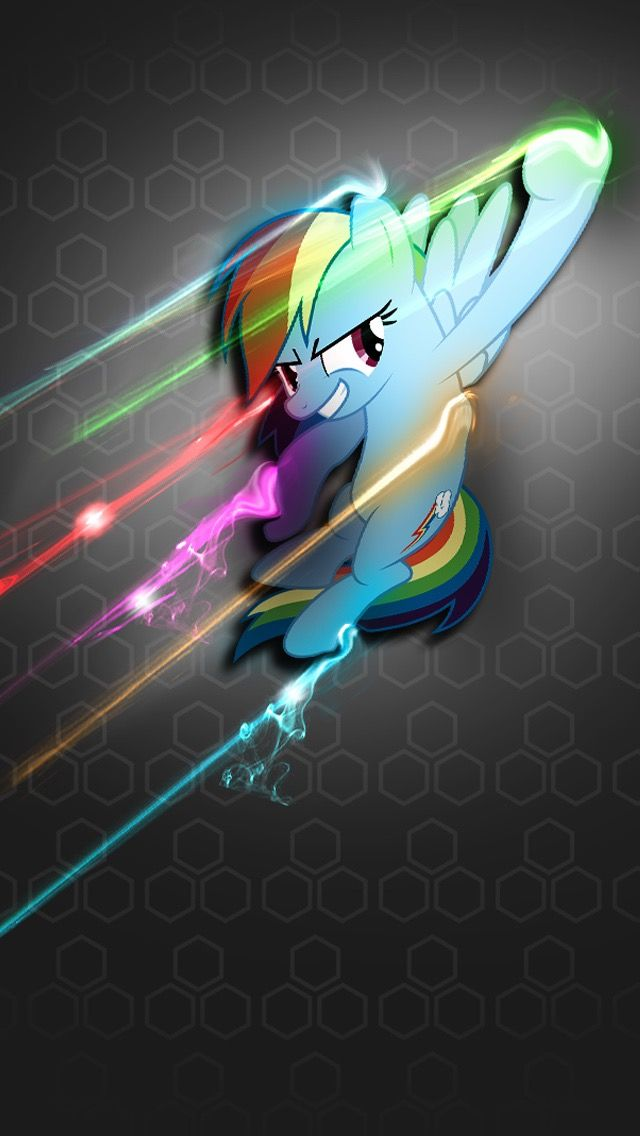Rainbow Dash Mlp With Images Rainbow Dash Mlp My Little Pony