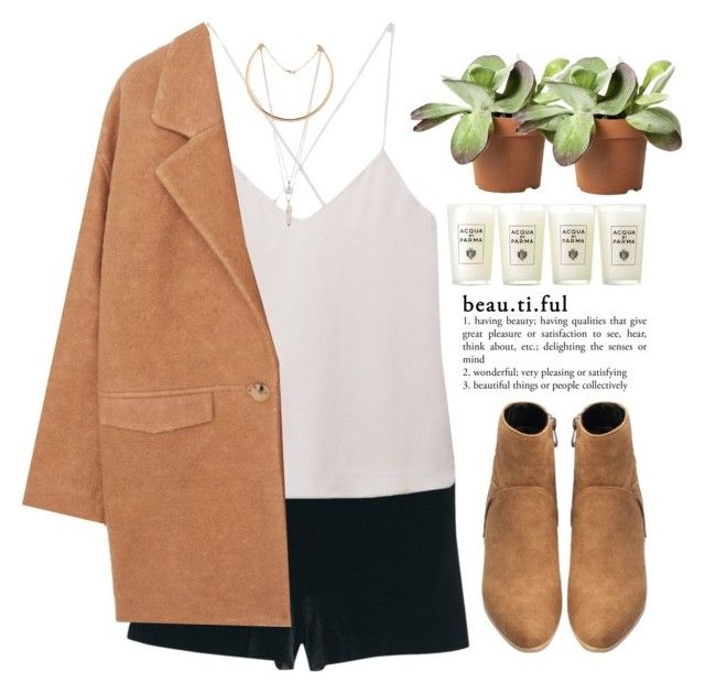 """""""#"""" by credendovides ❤ liked on Polyvore featuring MANGO and Acqua di Parma"""