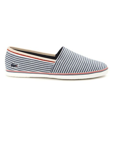 fa8d5cd41f75 Espadrilles Lacoste | acessories and shoes | Lacoste clothing, Shoes ...