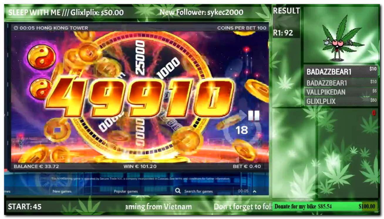 380 Free Casino Tournament at CasinoX 30x Play through