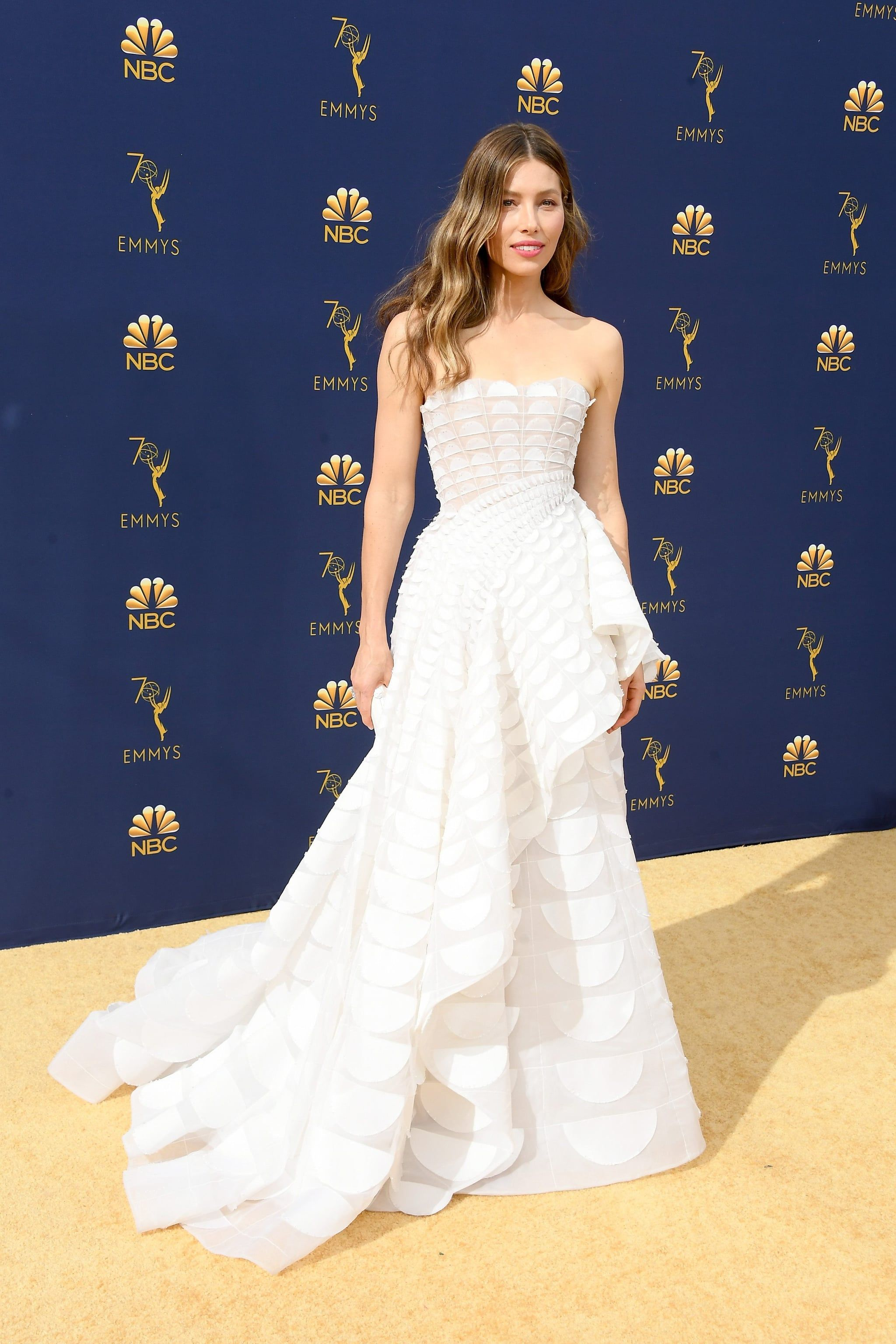 Photo of Jessica Biel Is Serving Up Major Wedding Dress Inspiration – She Said So Herself