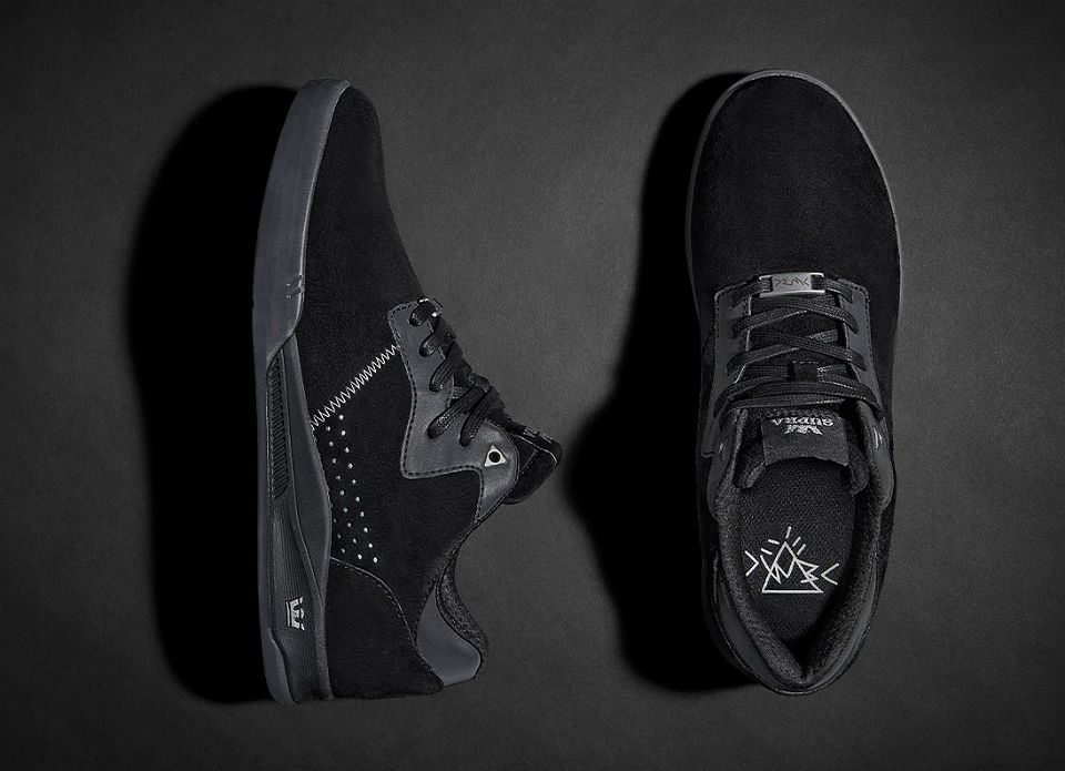 Lucien x PWBC Quattro Skate Shoe