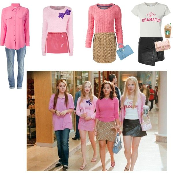 Mean Girls Costume Homecoming Pinterest Mean Girls Costume