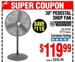 Savings Coupons At Harbor Freight Tools Harbor Freight Tools Shop Fans Diy Projects To Try