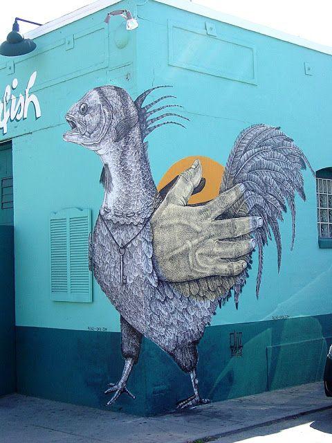 Alexis Diaz (La Pandilla)   Los Angeles, USA. #alexis_diaz http://www.widewalls.ch/artist/alexis-diaz/