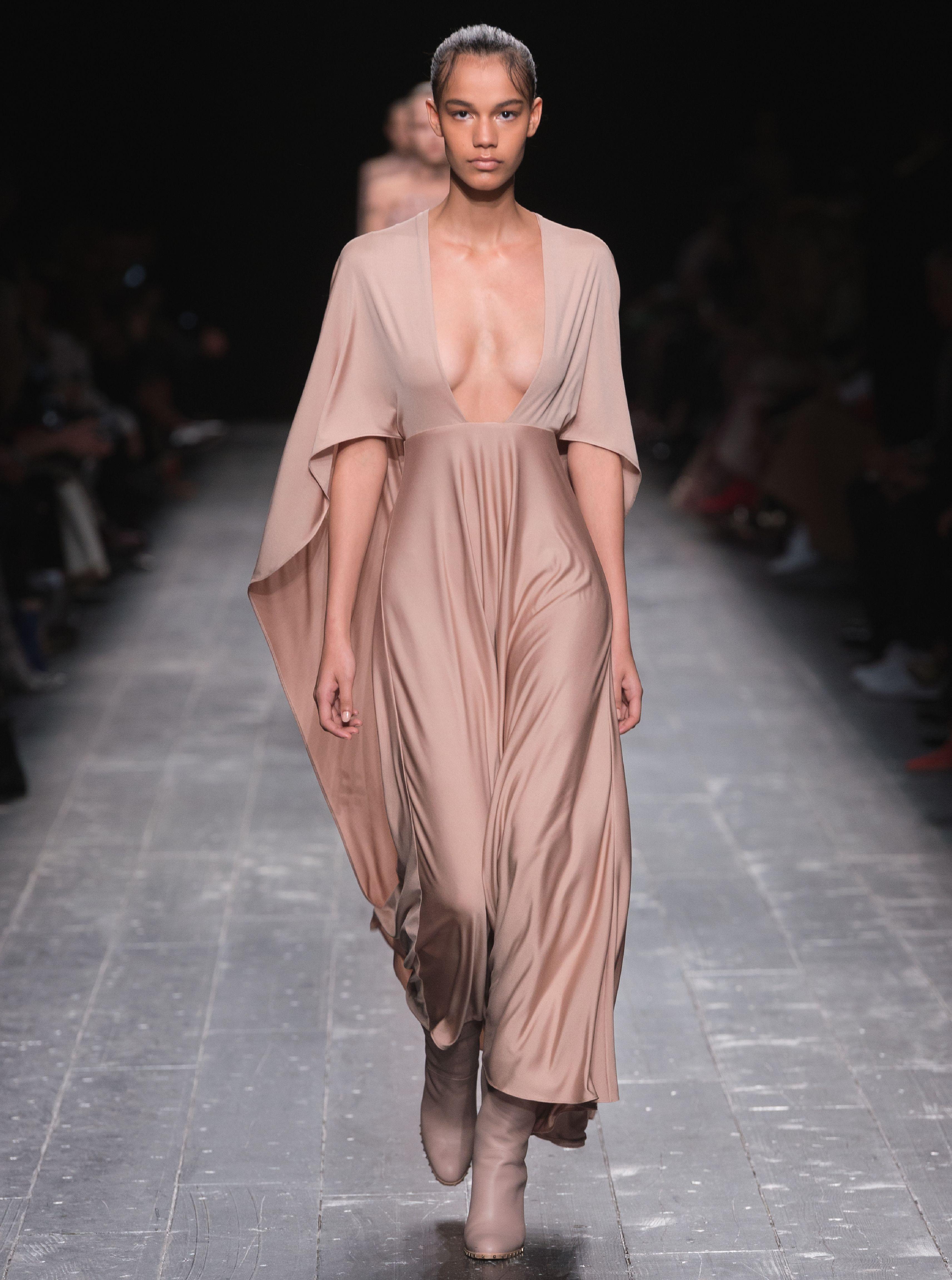 Perfecto Vestidos De Dama Neutros Ornamento - Ideas de Estilos de ...