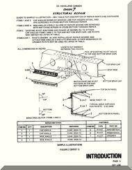 de havilland dhc-7 aircraft structural repair manual