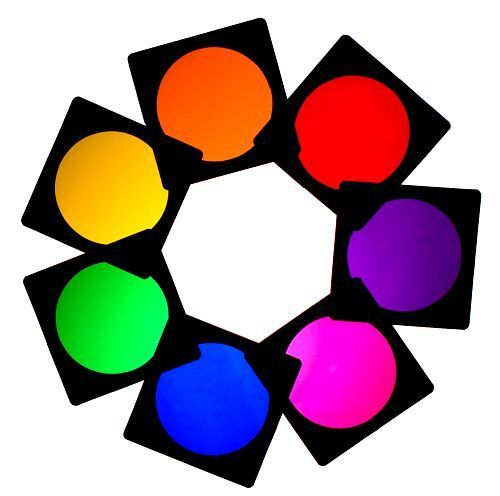 Lighting Filter Gel Theatre Club