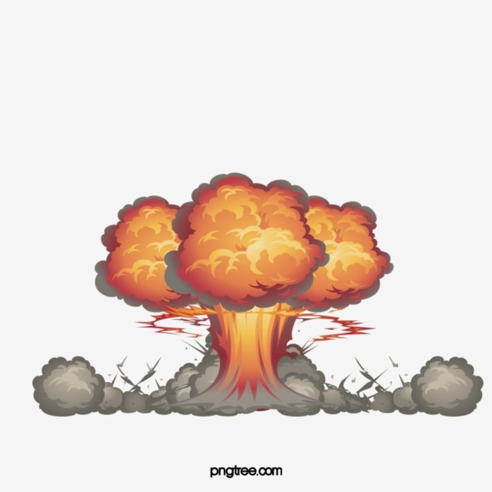 Nuclear Explosion Mushroom Nuclear Explosion Nuclear Bombs Explosion Png Transparent Clipart Image And Psd File For Free Download In 2020 Cloud Drawing Illusion Drawings Explosion Drawing