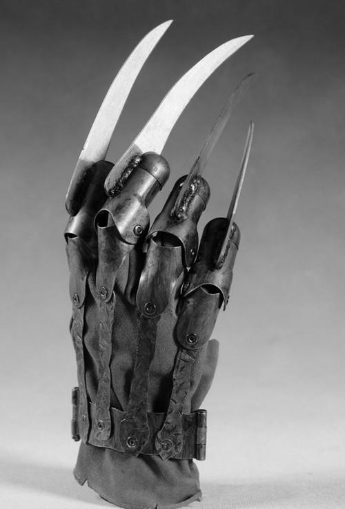 Freddy Krueger S Glove Freddy Krueger Freddy Horror Freddy
