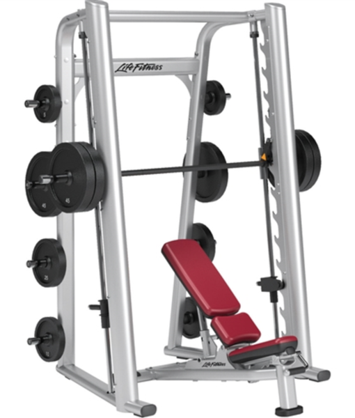Life Fitness Signature Series Smith Machine Smith Machine Crossfit Equipment Fit Life