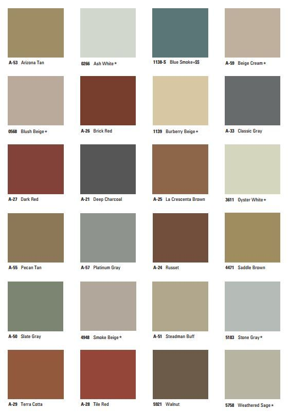 Scofield Color Chart Concrete Color Stamped Concrete Concrete