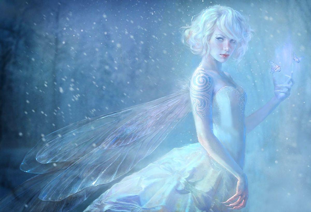 Image Gallery ice fairies