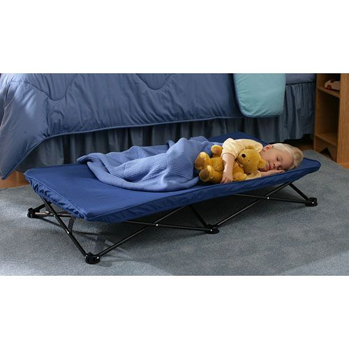 Baby With Images Portable Toddler Bed Toddler Bed Camping Bed