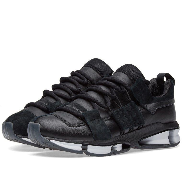 Adidas Twinstrike ADV Stretch Leather Core Black  White 1 adidas 9nees